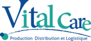 Vital Care Production Distribution et Logistique Logo